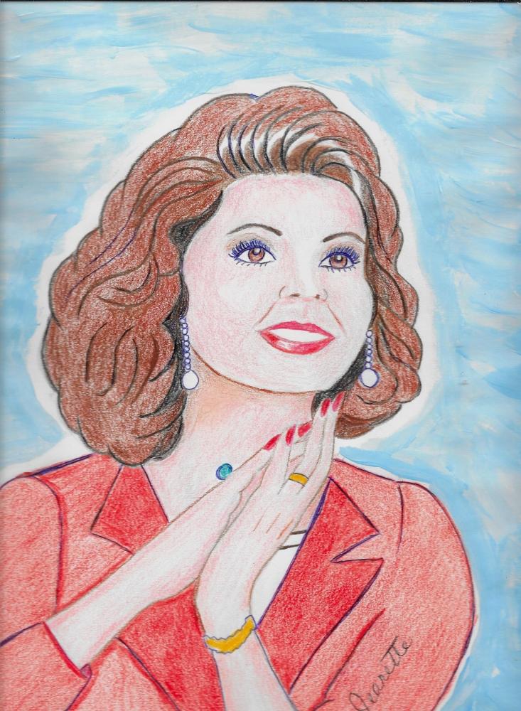Sophia Loren por Jeanette